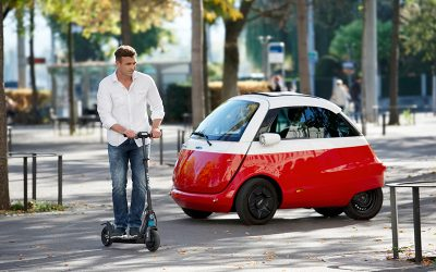 Foto: Micro Mobility Systems