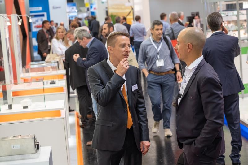 Foto: Mesago Messe Frankfurt GmbH / Thomas Geiger