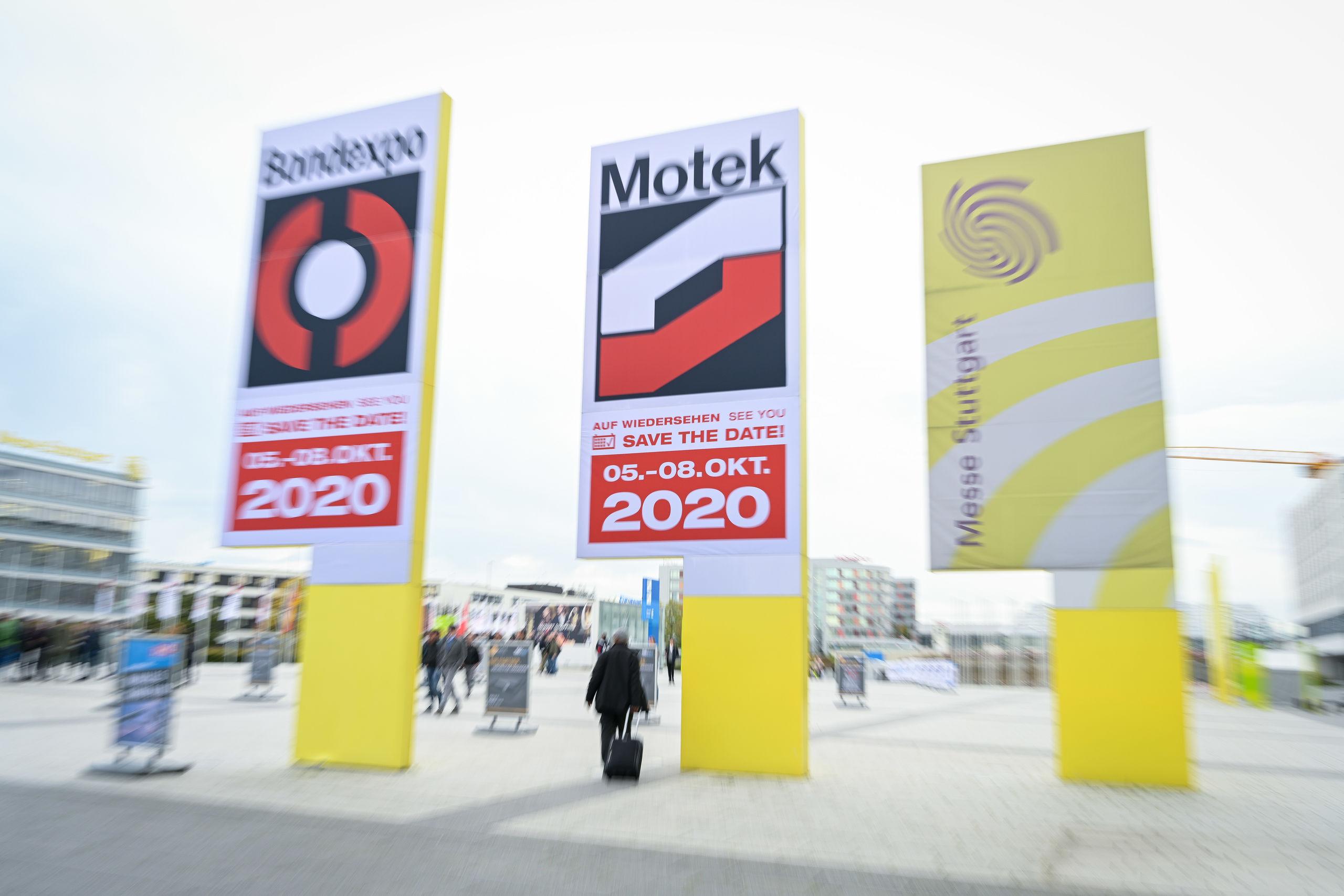 Foto: Motek / P. E. Schall GmbH & Co. KG
