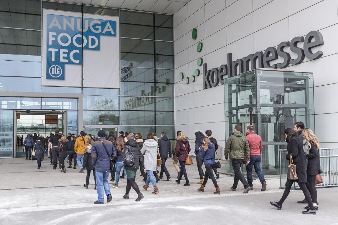 Foto: Koelnmesse / Anuga FoodTec / Harald Fleissner